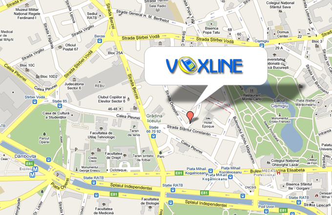 Voxline Communication